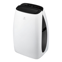 Мобильный кондиционер Electrolux EACM-10 HR/N3 серия ART STYLE