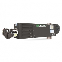 Воздухонагреватель DanVex H-30 на отработанном масле с горелкой