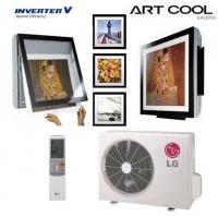 Кондиционер LG A09AW1 серия Artcool Gallery