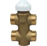 Трехходовой клапан с приводом LZ-CV2