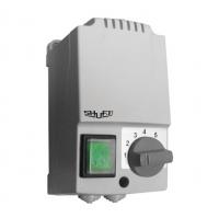 Пятиступенчатый регулятор скорости с термозащитой SHUFT SRE-E-1,5-T