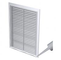 Вентиляционная приточно-вытяжная решетка Вентс МВ 125-1 с
