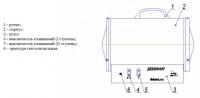 Тепловая пушка (электрокалорифер) СФО-6н