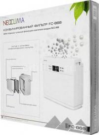 Комплект фильтров FC868 к Neoclima NСС-868