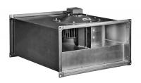 Прямоугольный канальный вентилятор ZFP 50-25-4D