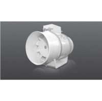 Круглый канальный вентилятор Ballu FLOW 125 серия FLOW