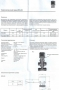 Клапан 3-х ходовой RCVA 3/4 (2,5) 230 с электроприводом