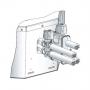 3-х ходовой клапан с приводом для фанкойлов 12-16 Carrier 42DW9008