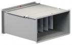 Фильтр-бокс с фильтром для прямоугольных воздуховодов Salda  FDS 30-15/ G4