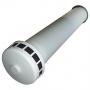 Наружный клапан приточной вентиляции КИВ–125 (400 мм)