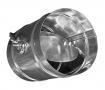 Воздушные клапаны для круглых воздуховодов с ручной регулировкой ZSK-R 100