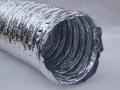Гибкие неизолированные воздуховоды Zilon ZF 102 мм
